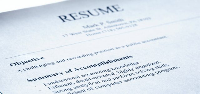 Optimising Your Resume With On-Page SEO