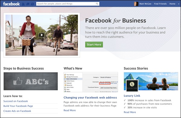 5 Reasons to Use Facebook Business Over A Website